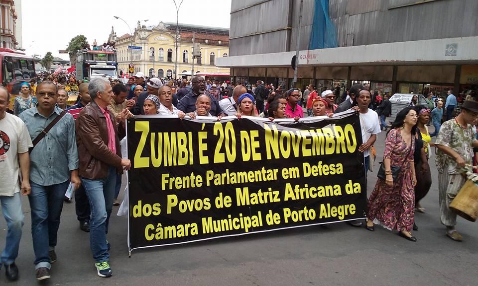 Marcha-Zumbi