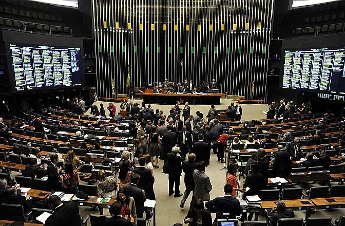 Câmara vota pacotão