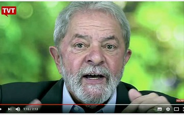 Lula vídeo