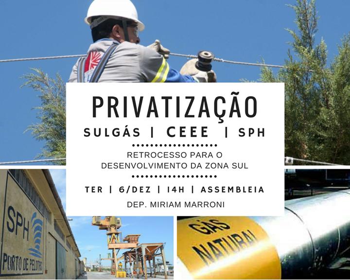 Privatização CEEE
