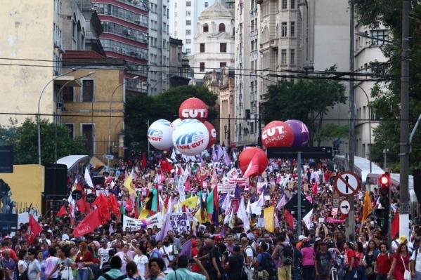 Mulheres São Paulo