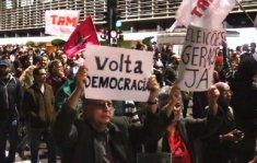 Volta democracia