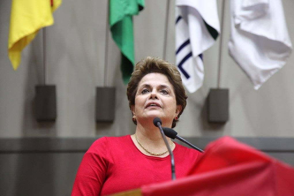 Dilma na Câmara