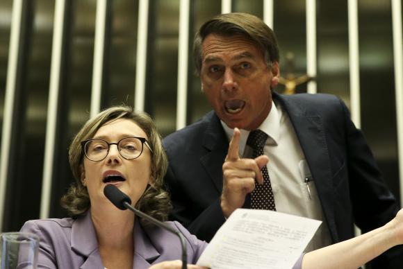 Rosário e Bolsonaro