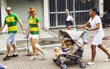 Coxinha com babá