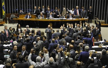 Congresso censura