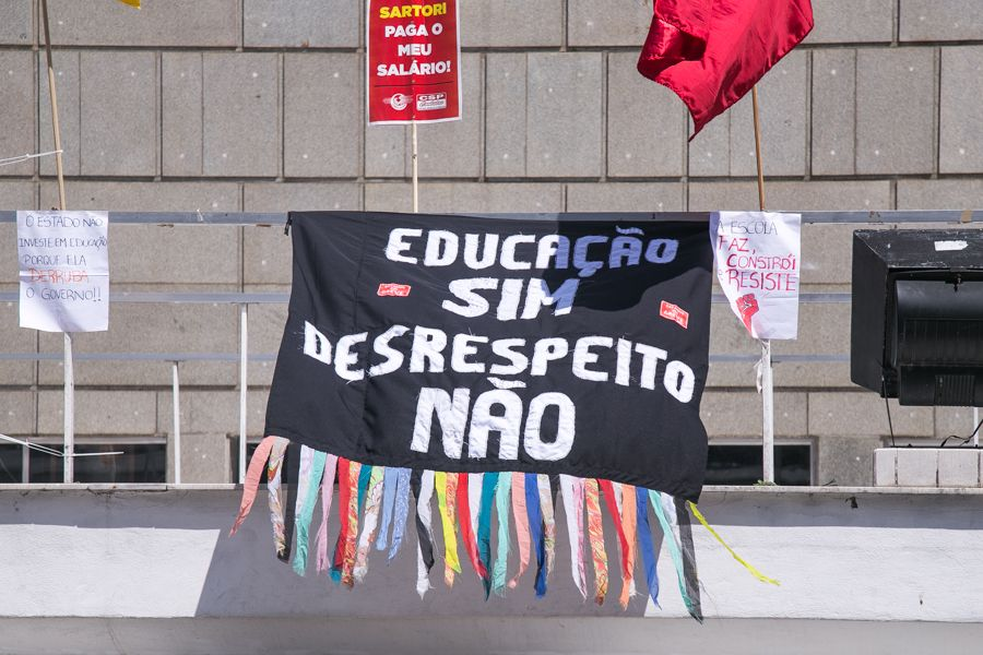 Educação e desrespeito