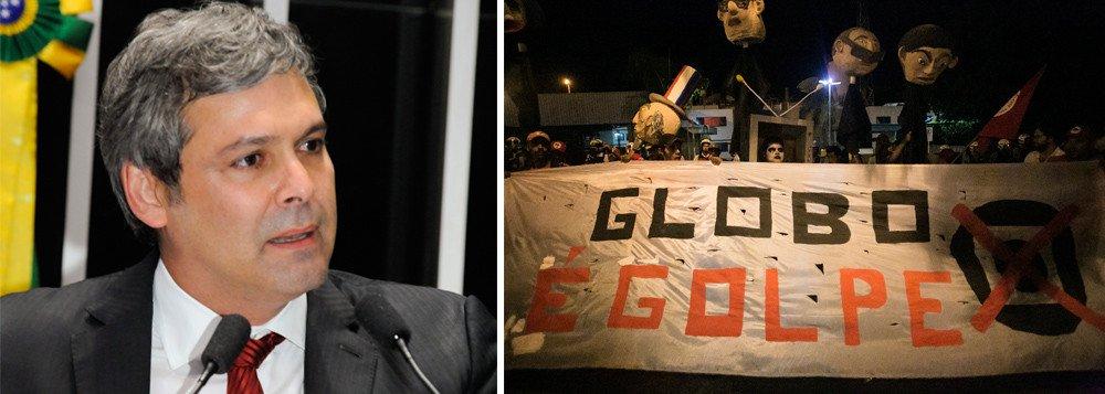 Lindbergh e Globo