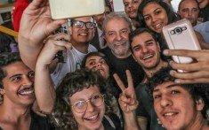 Lula com mulheres