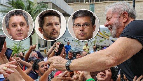 Lula e TRF4