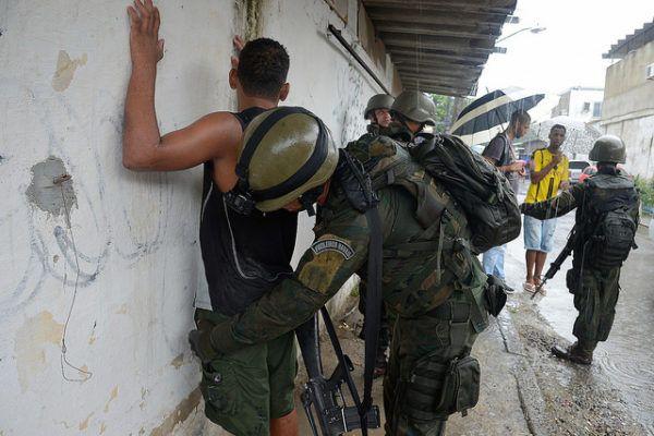 Militares no Rio1