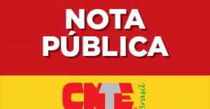 Nota CNTE