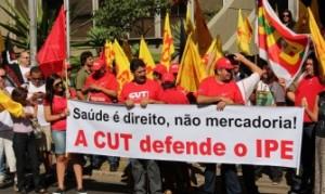 CUT defende o IPE