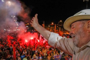 Lula em São Leo