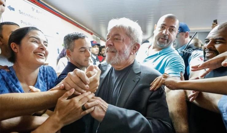 Lula em SM1