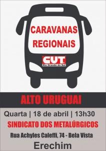 Caravana Alto Uruguai