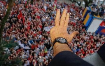 Lula quatro dedos