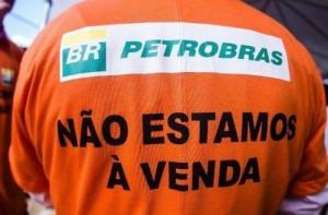 Petrobras não estamos à venda