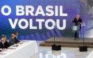 Brasil voltou