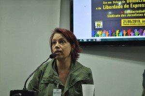 Renata fala