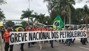 Greve nacional dos petroleiros