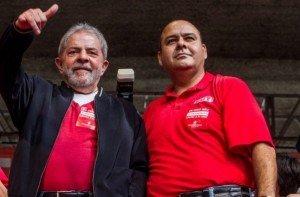 Lula e Vagner