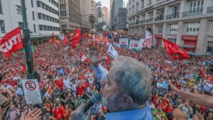 Lula em Porto Alegre
