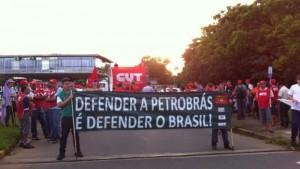 Refap protesta