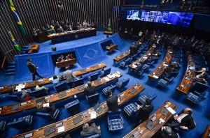 Senado plenário