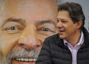 Fernando Haddad recebeu jornalistas da mídia alternativa para falar sobre o programa de governo