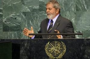 Lula na ONU