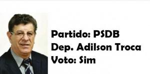 Adilson Troca - PSB