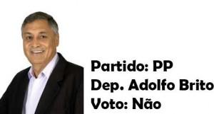 Adolfo Brito - PP - não