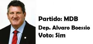Alvaro Boéssio - MDB