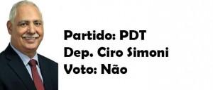 Ciro Simoni - PDT