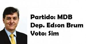 Edson Brum - MDB