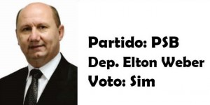 Elton Weber -PSB