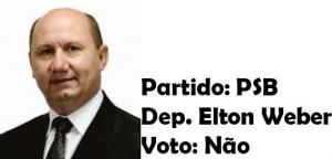 Elton Weber-PSB-não