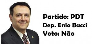 Enio Bacci - PDT