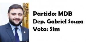 Gabriel Souza - MDB