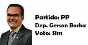 Gerson Borba - PP