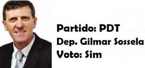 Gilberto Sossela - PDT