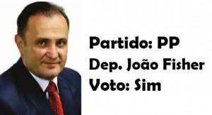 João Fisher - PP