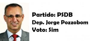 Jorge Pozzobom - PSDB
