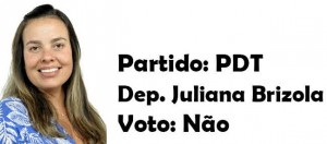 Juliana Brizola - PDT