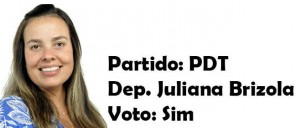 Juliana Brizola - PDT-Sim