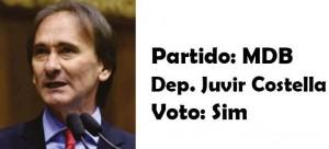Juvir Costella - MDB