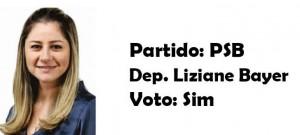 Liziane Bayer - PSB