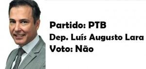 Luís Augusto lara-PTB