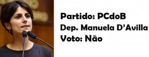 Manuela Davilla - PCdoB